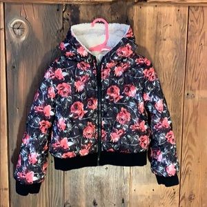 Other - Reversible if you cut the tag warm kid winter coat